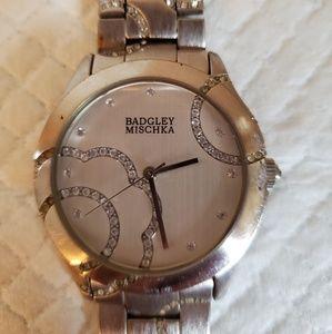 Badgley Mischka Women's Watch,Used